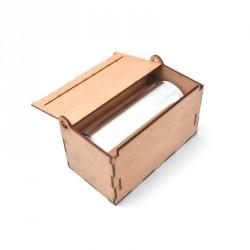 Helium Foil Box